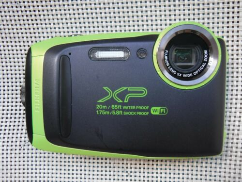 Fujifilm Finepix XP130-16.4mp impermeable//a prueba de impactos-Bluetooth WIFI-HD Movie