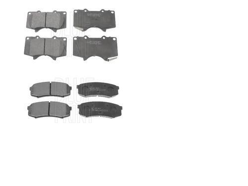 MITSUBISHI SHOGUN 3.2DID DIAMOND LWB 06 /> FRONT REAR BRAKE PADS