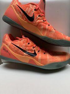 Kobe IX 9 Low Peach Orange Mango 646701