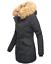 Marikoo-Karmaa-Damen-WinterJacke-Steppjacke-winter-Parka-Mantel-warm-gefuttert miniatuur 14