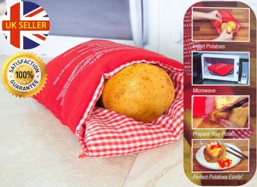 Baked Potato Bag Instructions Baik Bag