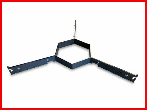 100cm Feuerplatte Grillplatte Abstandshalter Auflageleiste für 80cm o