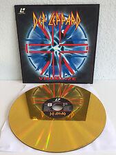 Def Leppard - Visualize | Laserdisc PAL | LD: Sehr Gut / Very Good | LD