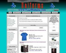 Uniforms Shop Make Money Online Sell Military Clothes Website Domain For Sale