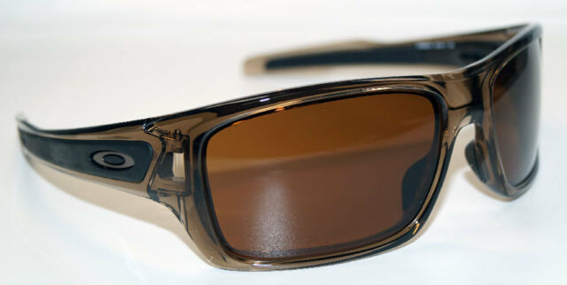 d576583f539 Oakley Turbine Sport Sunglasses Oo9263 02 Clear Brown for sale ...