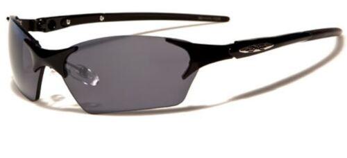 Nuovo X Loop Sport Uomo Donna Metallo Occhiali da sole senza montatura Designer Avvolgere uv400