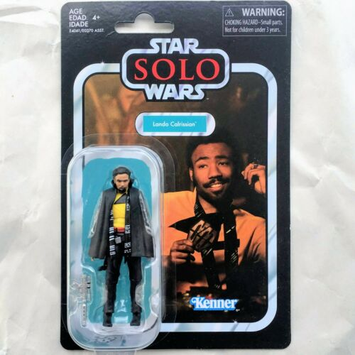 Star Wars The Vintage Collection Boba Fett Stormtrooper Chewbacca Lando Loose