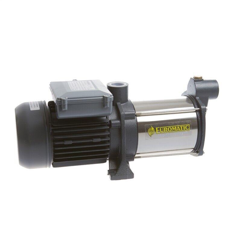 Pompa Multigirante silenziosa acciaio PMC 4 4 4 HP 1 Euromatic gruppo Speroni fd0dd7
