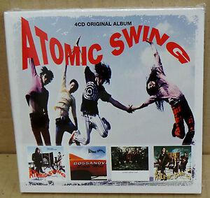 Atomic-Swing-4-CD-Original-Album-NEW-amp-SEALED