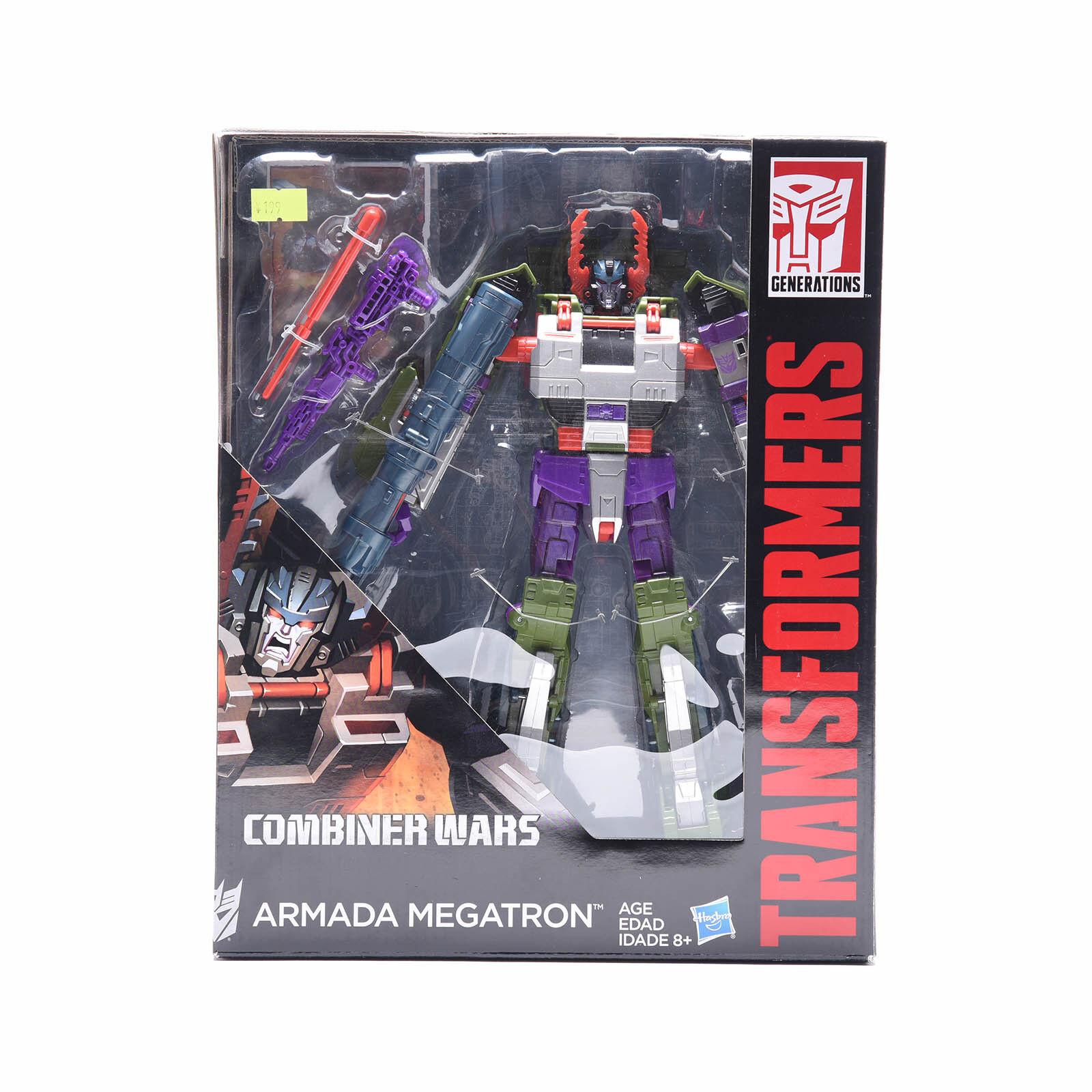 Transformers Combiner Wars Leader Class Armada Megatron Green Green Green Hot New 131e2c
