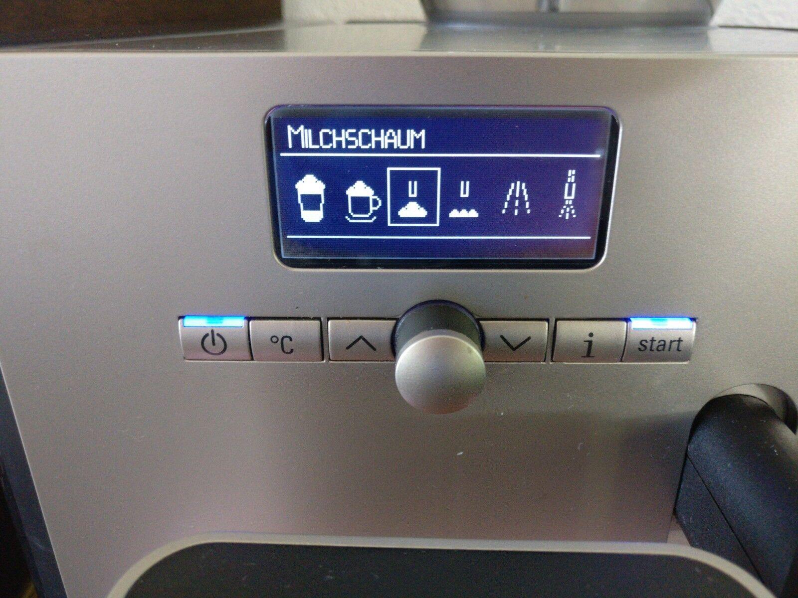 Siemens eq7 I-Series Top Révisé + dépassée + nettoyé Espresso 6