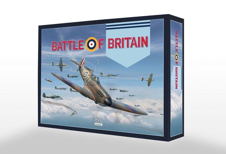 Batalla de Gran Bretaña-PSC Juegos-Plastic Soldier Company-PSC010 -