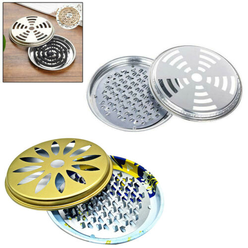 Summer With Cover Portable Mosquito Coil Tray Large Mosquito Coils Holder