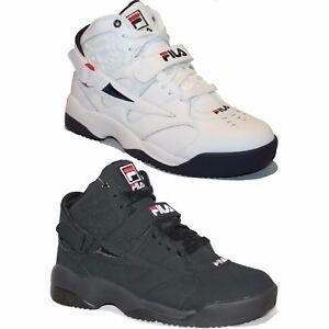 d0cb1e605d5f Mens FILA SPOILER Grant Hill Retro Basketball Shoes Sneakers White ...