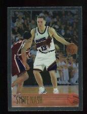 Steve Nash Suns 1996 Topps Chrome #182 Rookie Card rC NM-MT QTY