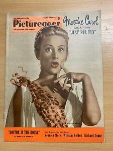 24-Avril-1954-Picturegoer-Vintage-Film-Revue-Martine-Carol-Ken-Plus