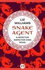 Snake Agent by Liz Williams (Paperback / softback, 2013)