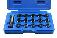 VORLUX 16pc SPARK PLUG THREAD REPAIR KIT M14 X 1.25  B5841