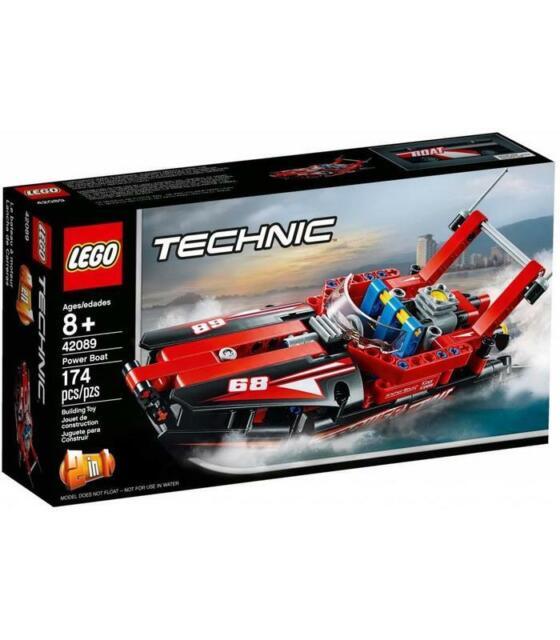 LEGO ® 36 STICKER 42095 Adesivi Technic STUNT RACER//COMPLETO
