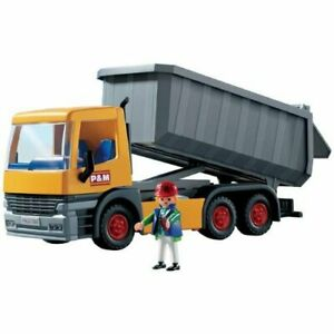 Playmobil Construction Benne (Camion Benne) Camion