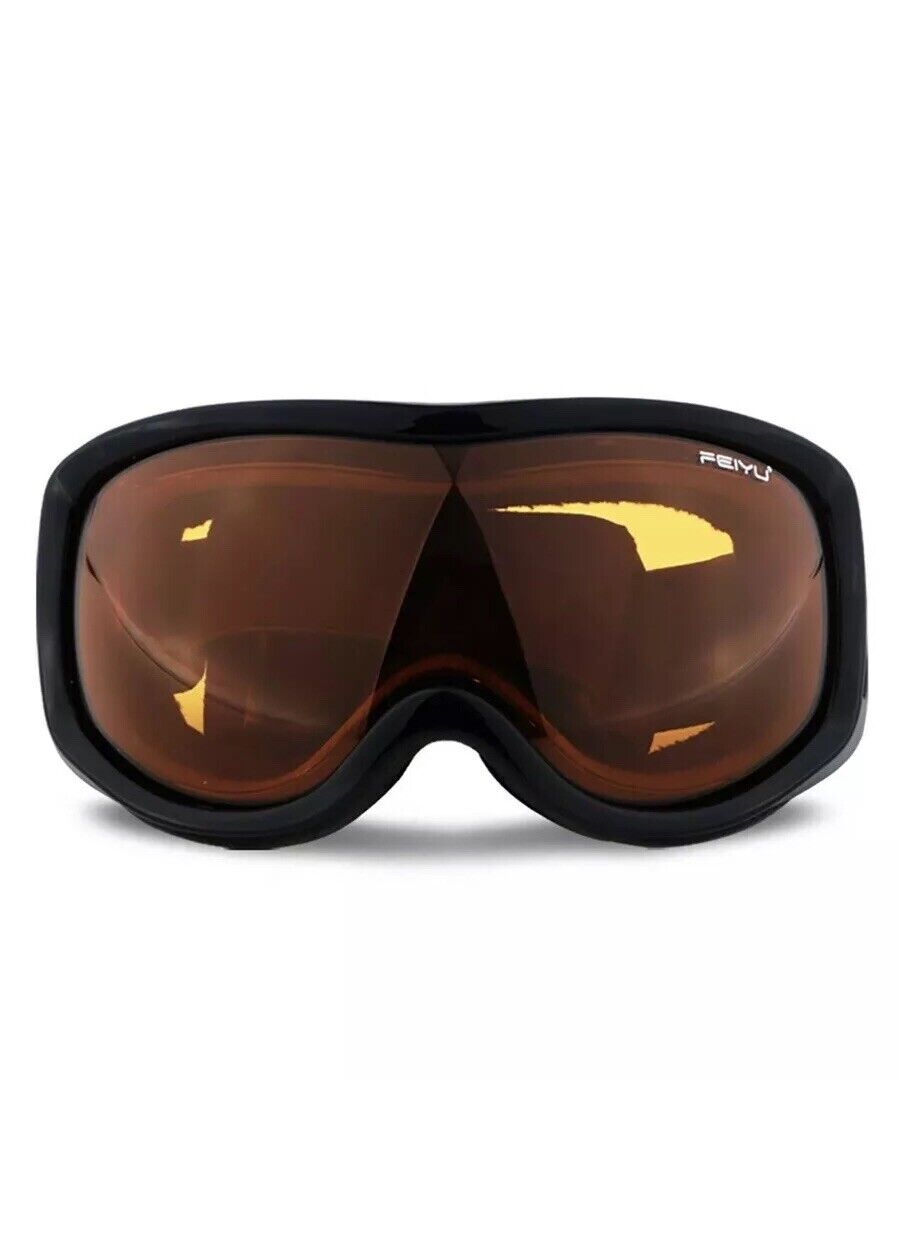 Uniquebella lagopus oto ski goggles Anti-fog UV400 Predection Snow Glasses