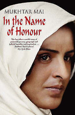 In The Name Of Honour, Mai, Mukhtar, Very Good Book