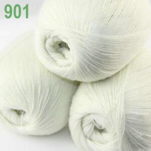 AIP-3-Balls-x50gr-LACE-Soft-Acrylic-Wool-Cashmere-hand-knit-Crochet-Wrap-Yarn-01