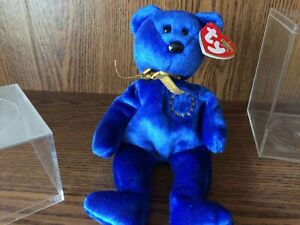 TY BEANIE BABIES ~ UNITY  /. BEAR ~ EXC. COND   WITH TAGS