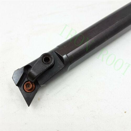 S25S-MDUNR15 CNC Lathe Internal Turning Tool Holder Boring Bar For DNMG15 Insert