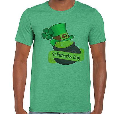 grabmybits - Happy St Patricks Day T Shirt
