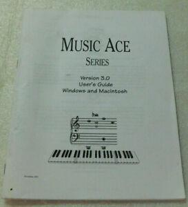 Music-Ace-Series-Version-3-0-User-Guide-Windows-Macintosh-Booklet-2002-PB