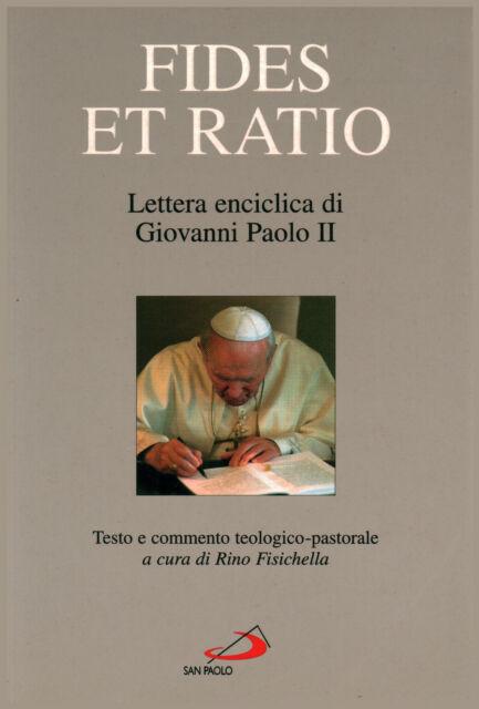 Fides et ratio - AA.VV. (Edizioni San Paolo) [1999]