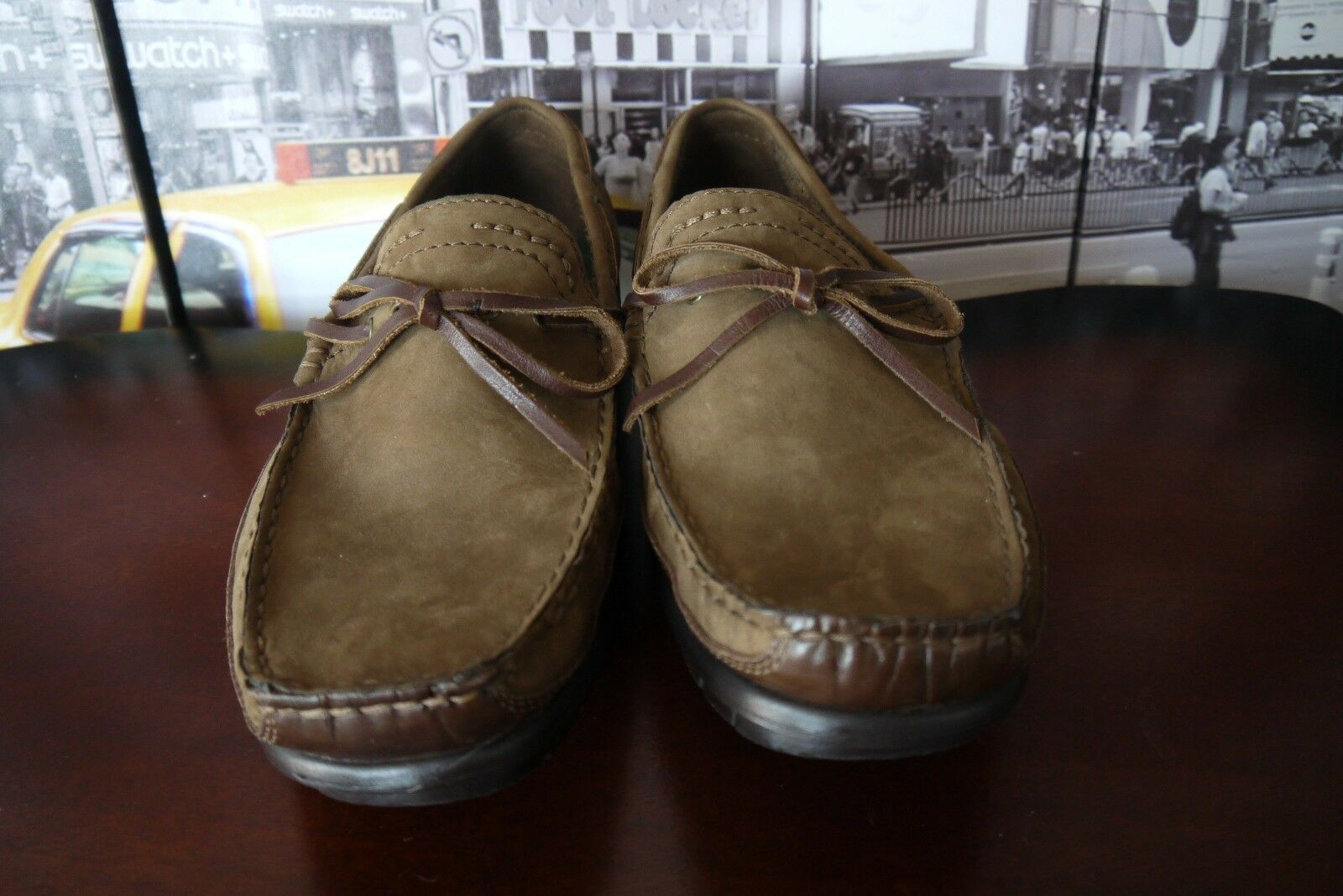 Kalso Earth Drexel Men's Slip On Moccasin Boat shoes Loafers Driver US Size 9 M