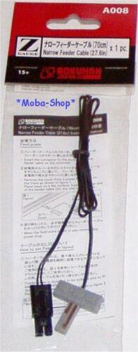 NOCH 97408 Gleis zum RC01            #56868 Z-Anschlußkabel 70cm ROKUHAN A008