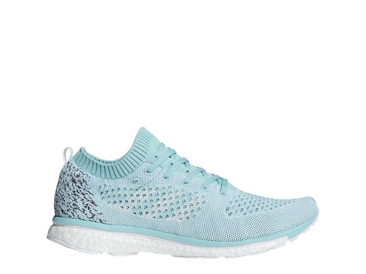 adidas Mens ADIZERO PRIME LTD BLUE/WHITE/CARBON - AQ0201