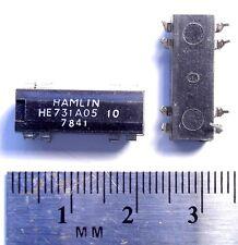 1 PCS Hamlin HE221A1260 HAMLIN 12V REED RELAY 1A SPST-NO