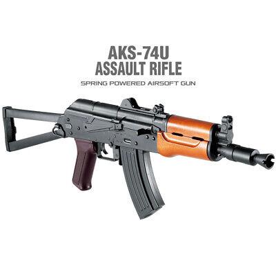 AKM USSR Assault Airsoft Spring 6mm BB Gel Blaster by Toystar Korea