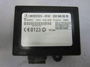 MERCEDES-Sprinter-903-311-CDI-CENTRALINA-IMMOBILIZZATORE-0335455932