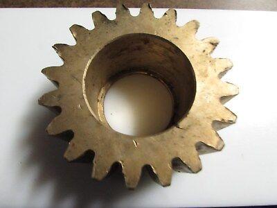 Industrial Gear Lamp 2
