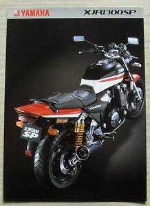 YAMAHA-XJR1300SP-MOTORCYCLE-Sales-Brochure-c1999-3MC-0107021-99E