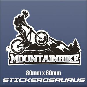 Mountainbike-MTB-BMX-Bike-Motorsport-Car-Bike-Van-Truck-Sticker-80-x-60-S121