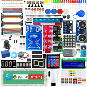 Details about Adeept RFID Starter Kit for Raspberry Pi 3,2 Model B/B+ with  40-Pin GPIO Board