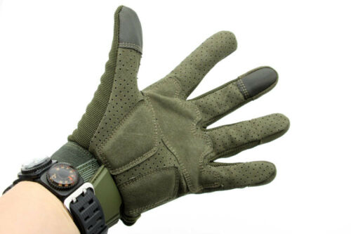 Military Tactical Gloves Army Airsoft Paintball Riding Gloves Full Finger Gloves