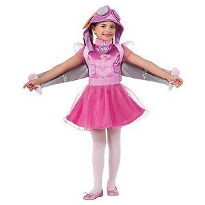 Costume-Carnevale-bambina-Skye-Paw-Patrol-05183-ufficiale-rubies