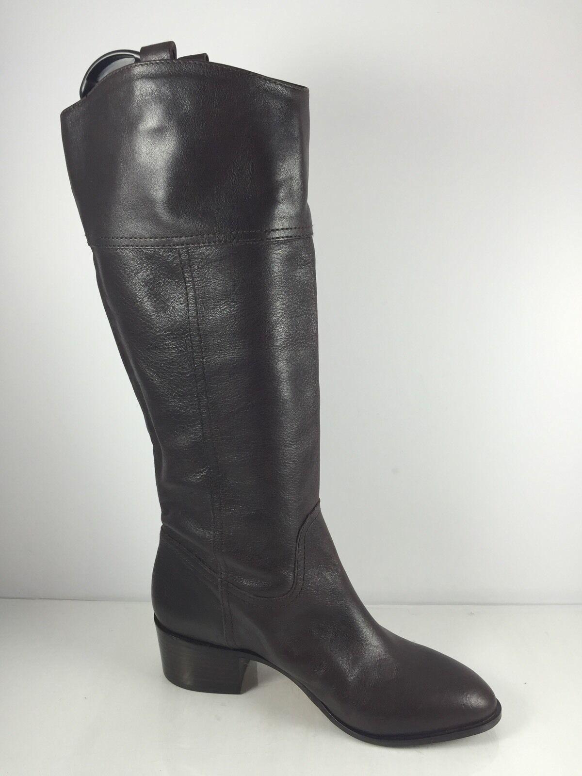Louise Louise Louise et Cie Damenschuhe Braun Leder Stiefel 8.5 B 8dc5aa