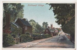Prittlewell-Village-Essex-Postcard-B690