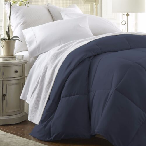Six Colors! Summer Fill Strength Ultra Soft  Down Alternative Comforter