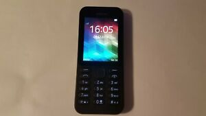 Nokia 215-Noir (Virgin) Téléphone Mobile RM-1111 Microsoft Mobile