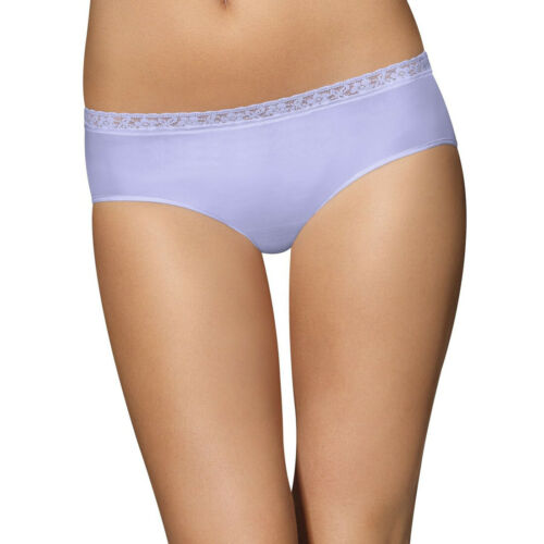 8 Bali Comfort Revolution Seamless Lace Hipster 2651 Lavender Moon