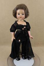 "18"" orig dress vintage composition Effanbee Anne Shirley Little Lady Doll"
